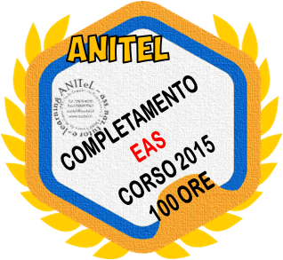 badge corsi Anitel
